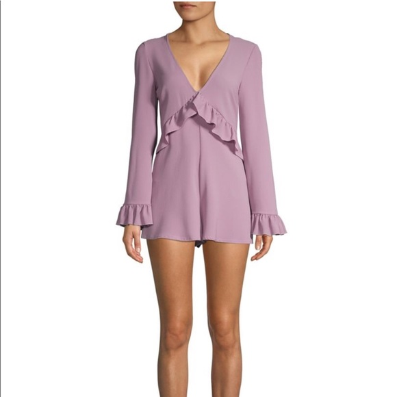 NWT Missguided Playsuit